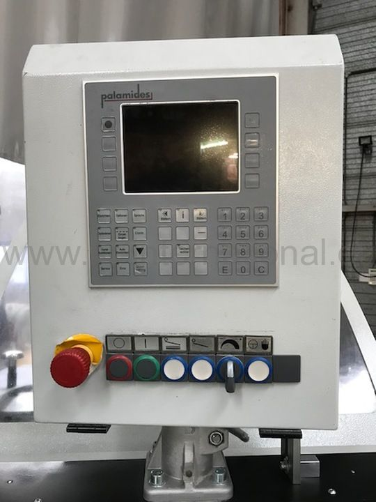 Palamides Alpha 700 Plus - Year 2008