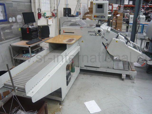 MBO K800 2/4 SKTL AUT & Palamides 500 - Year 2008