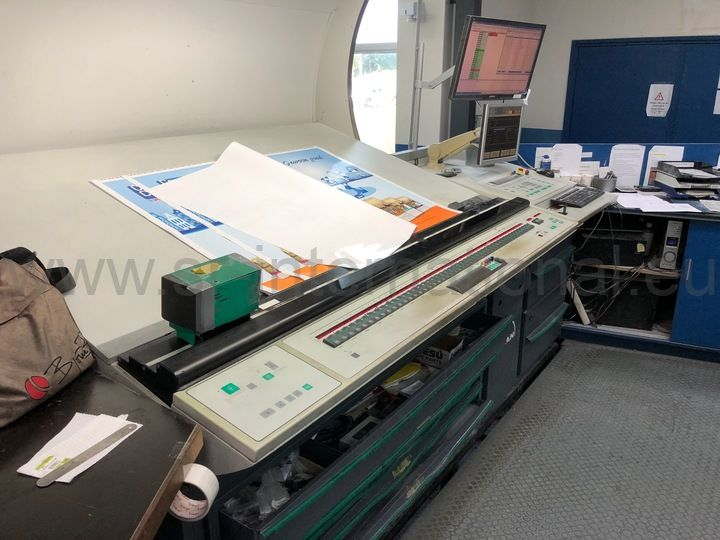 Roland 904-6+LV with Rolandmatic - Year 2007