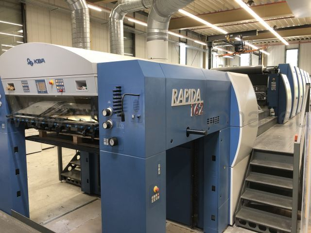 KBA RA 162A-5+L - Qualitronic - Year 2010