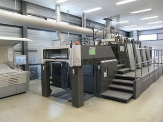 Heidelberg XL 105-4 - Year 2008