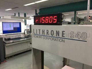 Komori LS 540 H - Year 2006