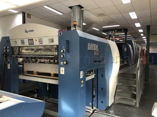 KBA RA 162A-5+L + LithoFlash Inline - Year 2008